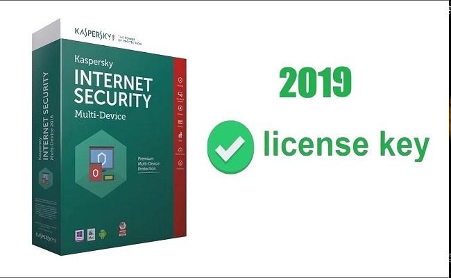 Phần mềm Kaspersky Internet Security 2019