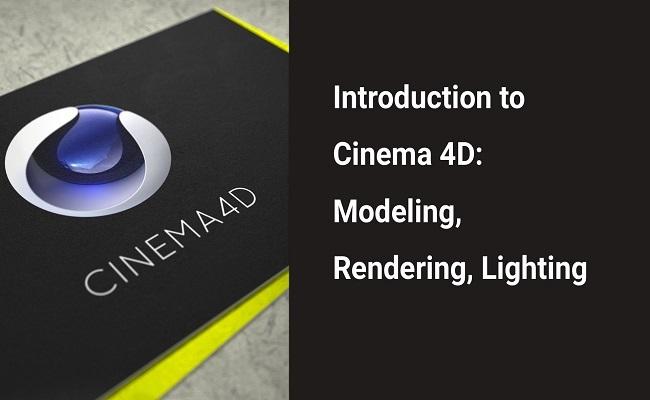 Khóa học giới thiệu về Cinema 4D