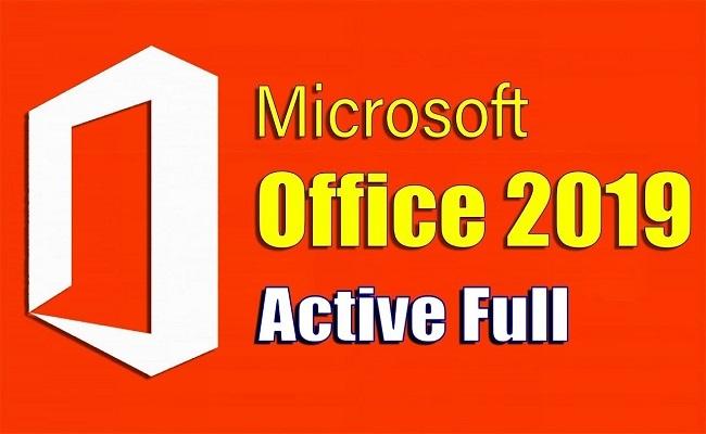 Microsoft Office 2019 Pro