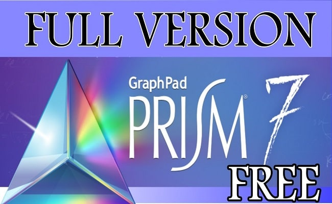 Phần mềm phân tích đồ thị GraphPad Prism