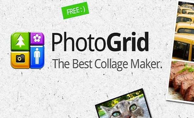 PhotoGrid-Photo Collage Maker