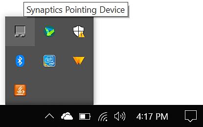 vô hiệu hóa Touchpad máy tính Windows 10