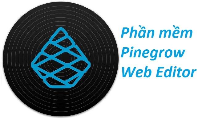 Phần mềm Pinegrow Web Editor Pro