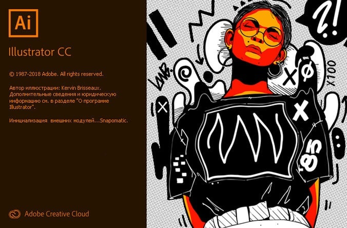 Phần mềm Adobe Illustrator CC 2019