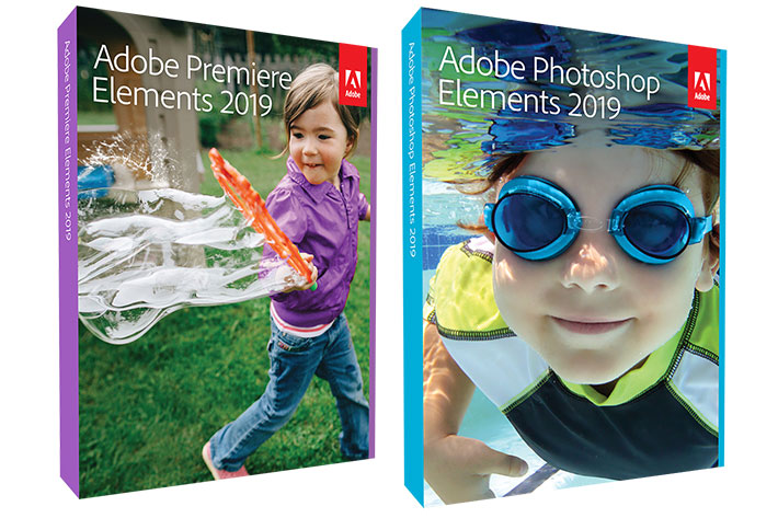 Phần mềm Adobe Photoshop Elements 2019