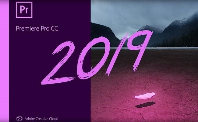Phần mềm Adobe Premiere Pro CC 2019