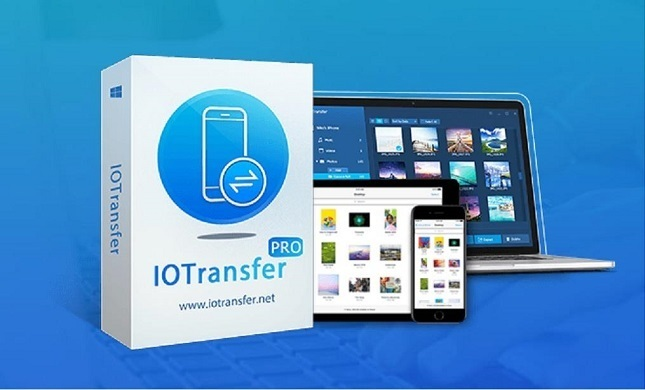 Phần mềm IOTransfer Pro