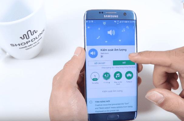 ứng dụng Kiểm soát Âm lượng android