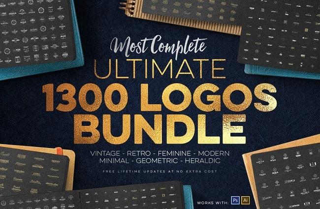 Tải về 1,300+ Premium Logo Templates