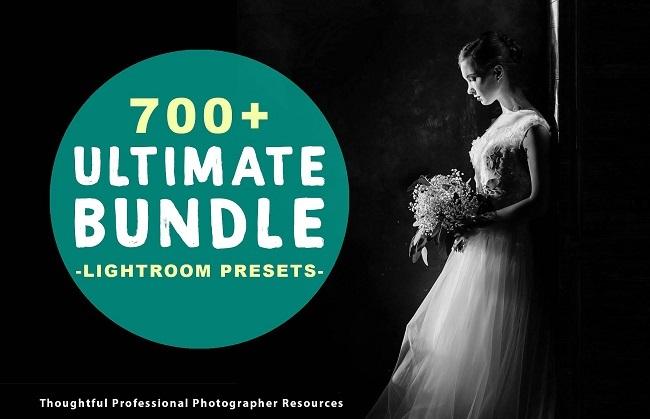 Tải về hơn 700 Pro Lightroom Presets cho Nhiếp ảnh gia