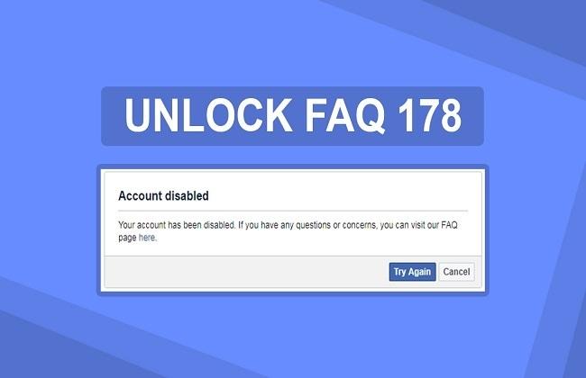 Hướng dẫn unlock FAQ (Apps) phản động link 178