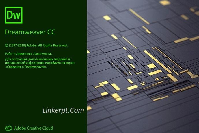 Phần mềm Adobe Dreamweaver CC 2019