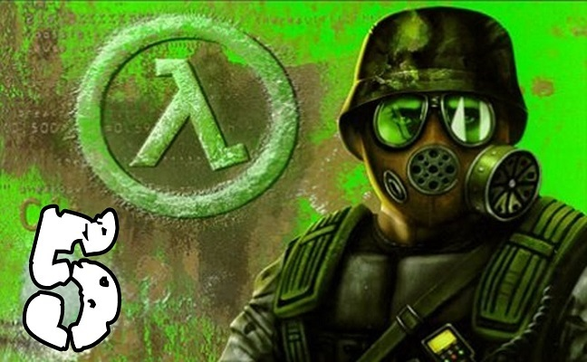 Game Half Life Opposing Force + Mod Cheat Full PC