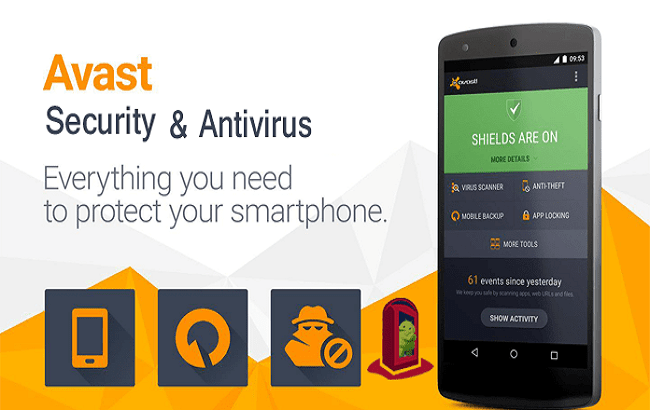 Avast Mobile Security Antivirus Premium