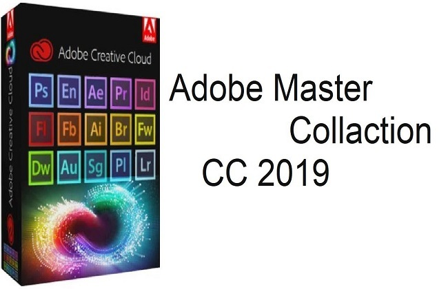 Adobe Master Collection CC 2019