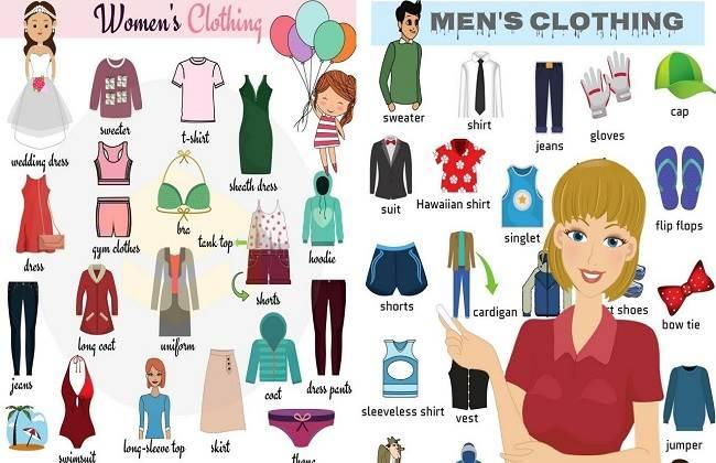 Tải về hình ảnh chất lượng của quần áo, giày dép, túi xách ...