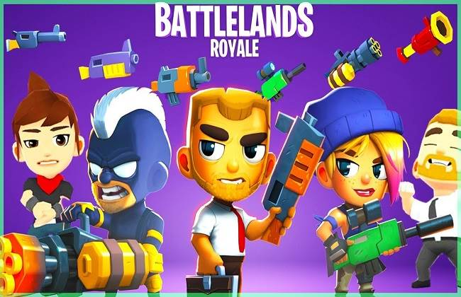 Game Battlelands Royale