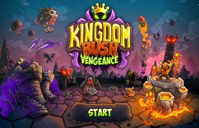 Game Kingdom Rush Vengeance mod android