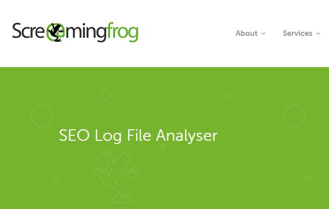 Công cụ Screaming Frog Log File Analyser