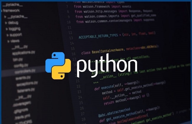 Khóa Học Lập trình Python cơ bản