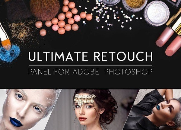 Ultimate Retouch Panel cho Adobe Photoshop