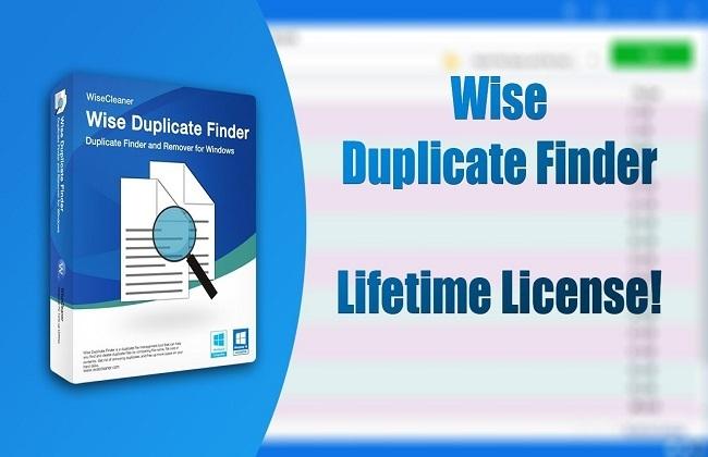 Tìm và xóa các tệp trùng lặp với Wise Duplicate Finder Pro