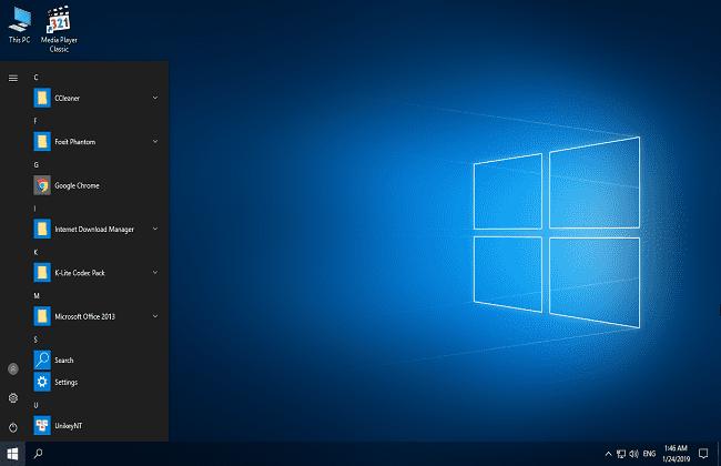 Ghost Windows 10 V1809 x64 Fullsoft by Khatmau_sr