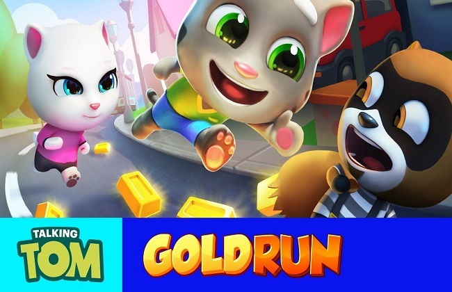 Talking Tom Gold Run Mod android