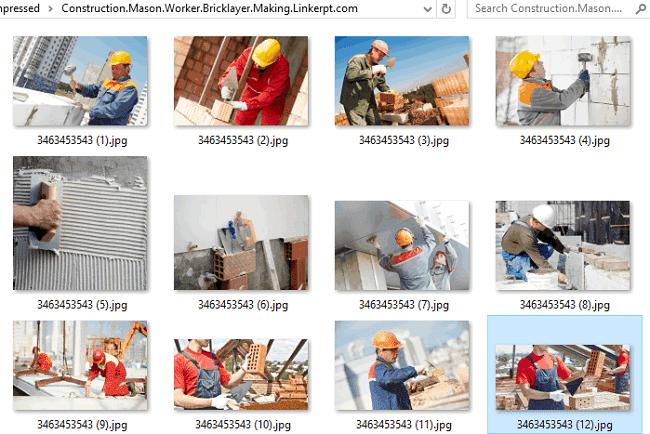 Tải xuống hình ảnh công nhân xây dựng, gạch chất lượng