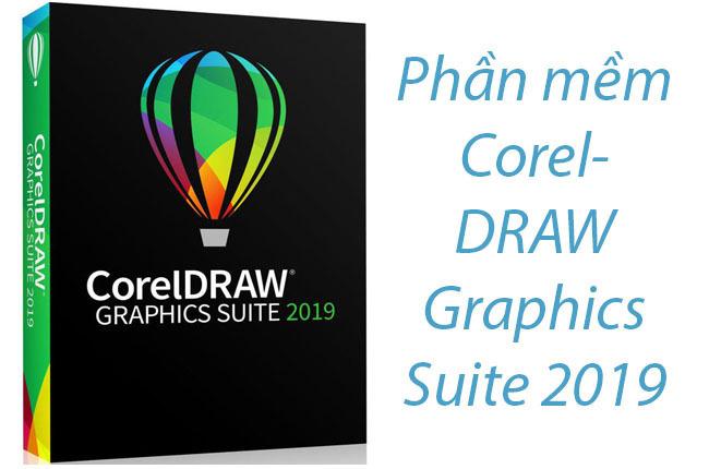 Phần mềm CorelDRAW Graphics Suite 2019