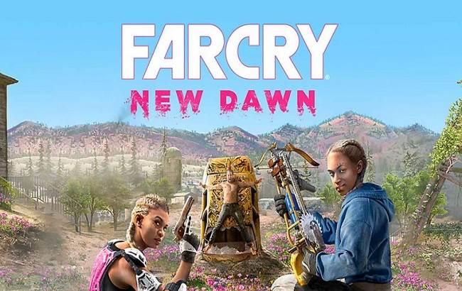 Tải Game Far Cry New Dawn