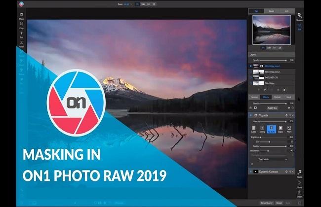 Phần mềm ON1 Photo RAW 2019.5