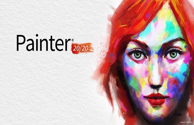Phần mềm Corel Painter 2020