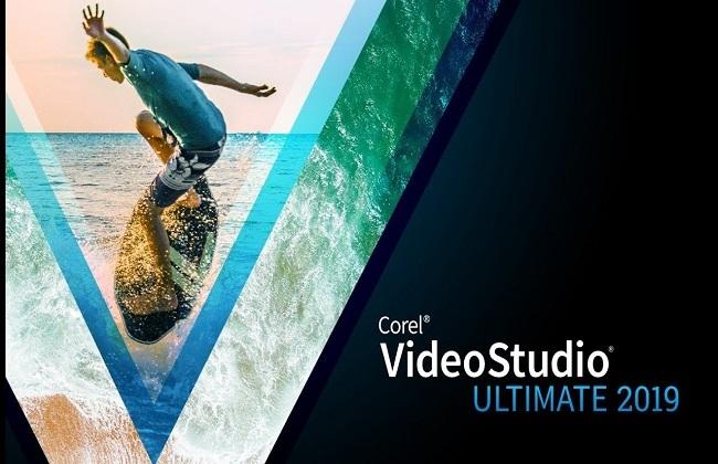 Phần mềm Corel VideoStudio Ultimate 2019