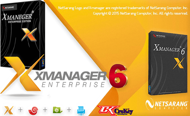 Phần mềm Xmanager Power Suite