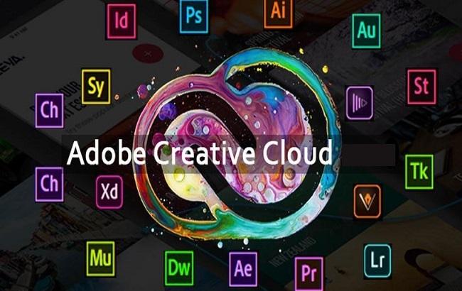 tài khoản Adobe bản quyền