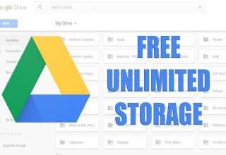 Bán Tài khoản Google Drive Unlimited – Lưu trữ không giới hạn