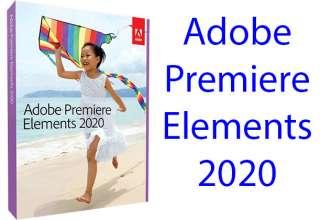 Phần mềm Adobe Premiere Elements 2020