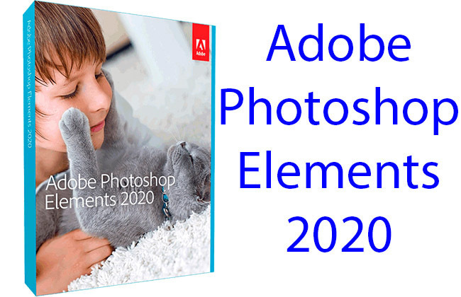 Phần mềm Adobe Photoshop Elements 2020