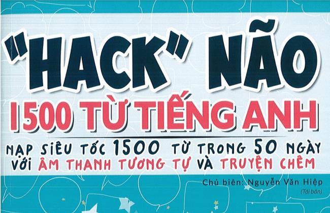 Hack não 1500 từ tiếng anh bản đẹp