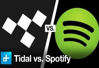 nâng cấp tài khoản Spotify, Tidal giá rẻ