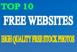 Chia sẻ 9 website hình ảnh chất lượng cao miễn phí