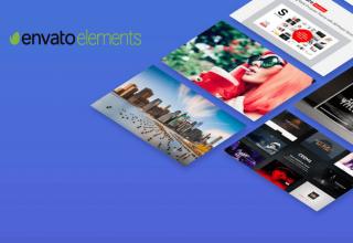 Bán tài khoản Elements Envato giá rẻ uy tín