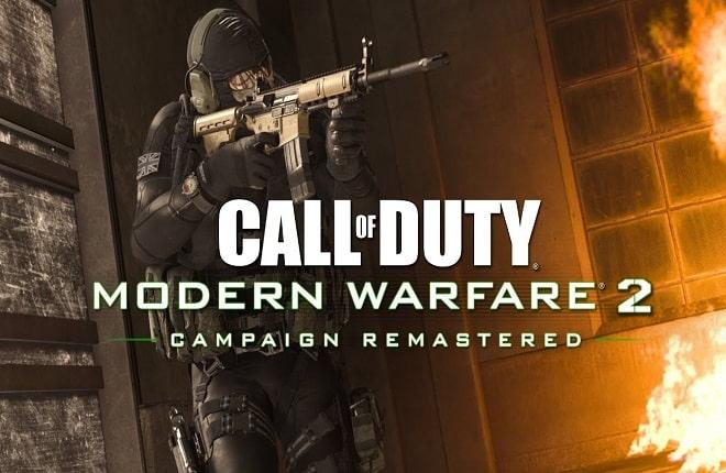Tải xuống game Call of Duty Modern Warfare 2 PC