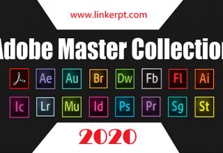 Bộ phần mềm thiết kế Adobe Master 2020 ENG