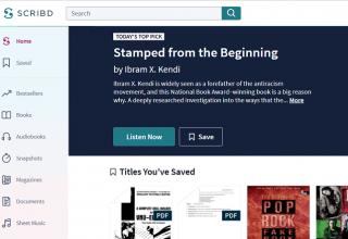 Bán tài khoản Scribd Premium giá rẻ nhất hiện nay