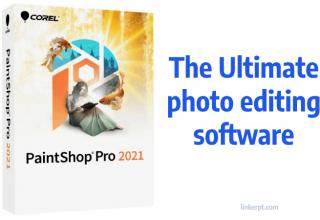 Phần mềm Corel PaintShop Pro 2021