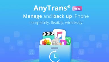 Phần mềm AnyTrans