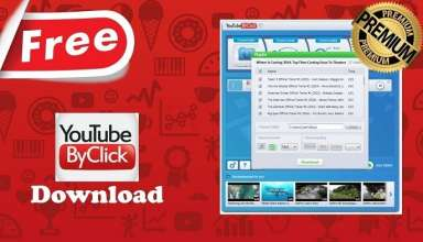 Tải playlist video với YouTube By Click Premium