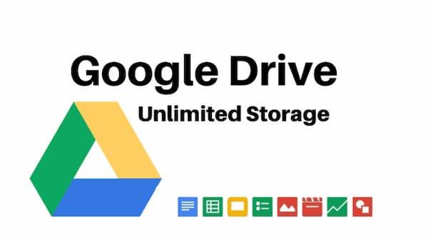Có nên mua tài khoản Google Drive Unlimited không giới hạn?